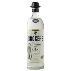 Broker's London Dry Gin 0,7 l