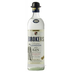 Brokers London Dry Gin 0,7 l