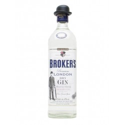 Brokers London Dry Gin...