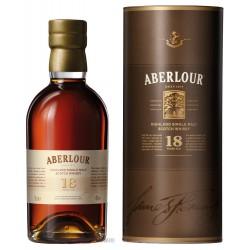 Aberlour 18 Year Old Single...