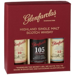 Glenfarclas Miniatur...