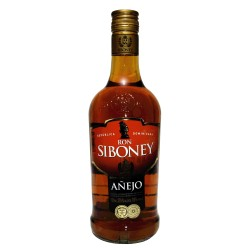 Ron Siboney Anejo Rum 0,7...