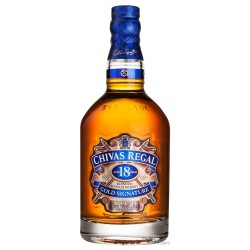 Chivas Regal 18 Years Old...