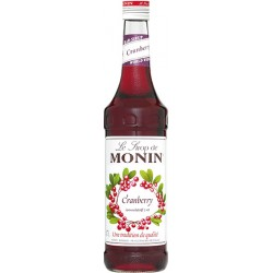 Monin Cranberry Sirup 0,7...