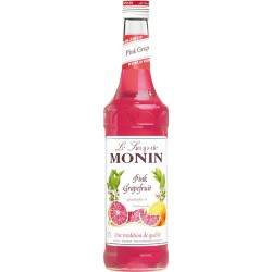 Monin Pink Grapefruit Sirup...