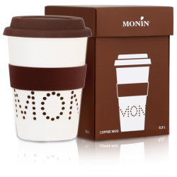 Monin Coffee-to-go Becher