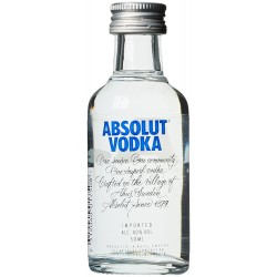 Absolut Vodka 0,05 Liter