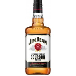 Jim Beam White Bourbon...