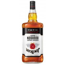 Jim Beam White Bourbon...