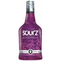 SOURZ Blackcurrant 0,7 Liter