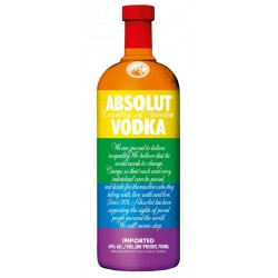 Absolut COLORS Rainbow...