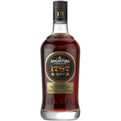 Angostura 1787 15 Years Old Super Premium Rum in GB 0,7 Liter