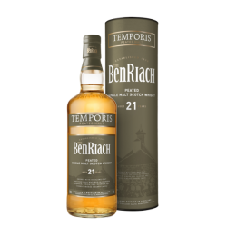 The BenRiach 21 Years Old...