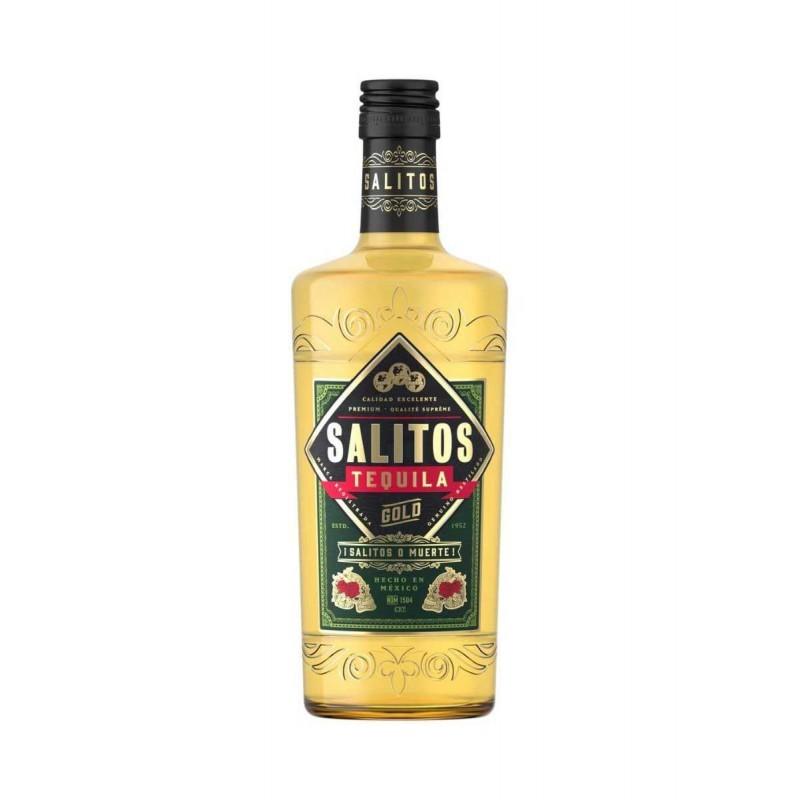 SALITOS Tequila Gold jetzt hier bestellen. Niedrige Preise.