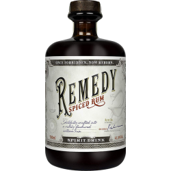 Remedy Spiced Rum 0,7 Liter