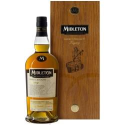 Midleton Barry Crockett Legacy Single Pot Still Irish Whiskey in Holzkiste 0,7 Liter