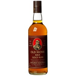Old Monk XXX Gold Rum 0,7...