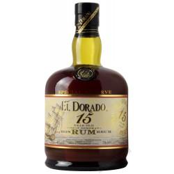 El Dorado Rum 15 Jahre 0,7...