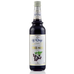 Il Doge Sirup Cassis 0,7 Liter