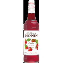 Monin Erdbeere Sirup 1,0 Liter