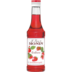 Monin Erdbeere Sirup 0,25...