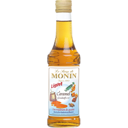 Monin Caramel Light Sirup...