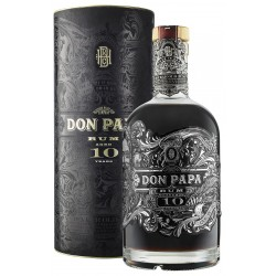 Don Papa Rum 10 Years Old...