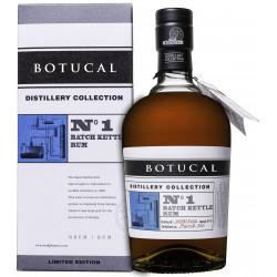 Botucal Distillery Collection - No. 1 Batch Kettle Rum 0,7 Liter hier bestellen.