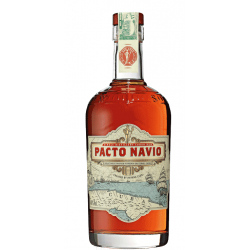 Havana Club Pacto Navio Single Distillery Cuban Rum 0,7 Liter