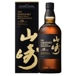 Yamazaki 18 Jahre 0,7 Liter