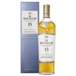 The Macallan 15 Years Old...