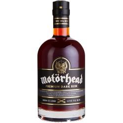 Motörhead Premium Dark Rum...