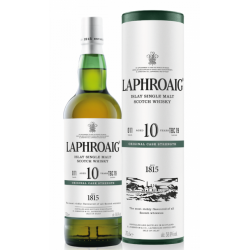Laphroaig 10 Cask Streng Batch 012 Islay Single Malt Scotch Whisky 0,7 Liter