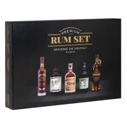 Premium Rum Tasting Set 5 x 0,05 Liter hier bestellen.