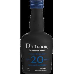 Dictador 20 Anos Distillery...