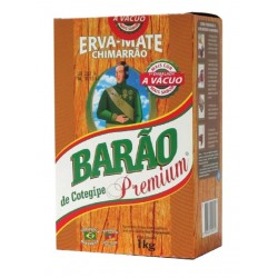 BARÃO Premium Mate-Tee...