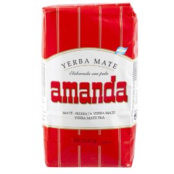AMANDA Mate-Tee Yerba Mate...