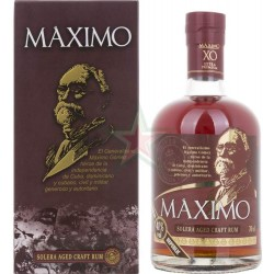 MAXIMO XO Extra Rum 0,7 Liter