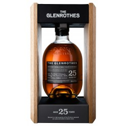 The Glenrothes 25 Years Old 0,7 Liter