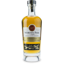 Worthy Park Single Estate Reserve 0,7 Liter bei Premium-Rum.de online bestellen.