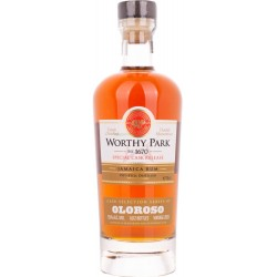 Worthy Park Special Cask Release OLOROSO Jamaica Rum 2013 0,7 Liter
