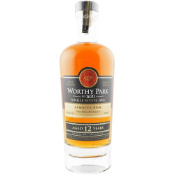 Worthy Park Single Estate 12 YO 0,7 Liter bei Premium-Rum.de online bestellen.