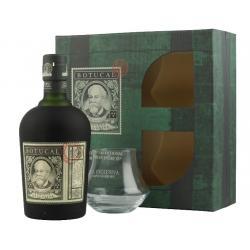 Botucal Reserva Exclusiva mit 2 Gläsern 0,7 Liter in Geschenkverpackung hier betsellen.