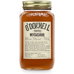 O`Donnell Moonshine Toffee 0,7 Liter