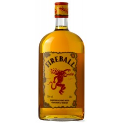 Fireball RED HOT Liqueur...