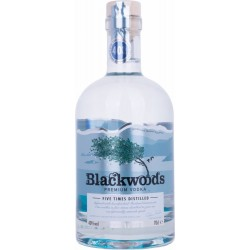 Blackwoods Premium Vodka...
