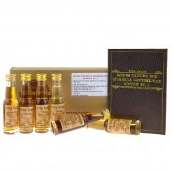 Rum Tasting Box spezielle Geschmäcker 6 x 0,02 Liter hier bestellen.