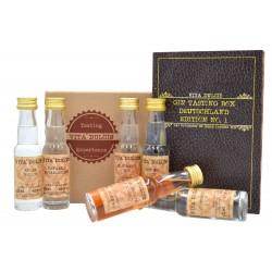 Whisky Tasting Box rauchig für Einsteiger 6 x 0,02 Liter hier bestellen.