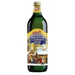 Vollrath Nürnberger Christkindles Glühwein Weiss 1,0 Liter