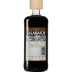 Koskenkorva Salmiakki Salziger Lakritzschnaps 0,5 Liter Glasflasche